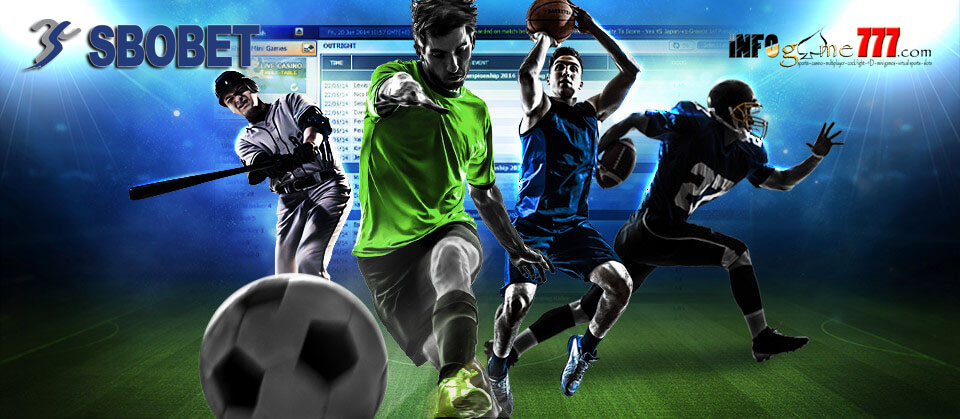 SBOBET Judi Sportsbook Online